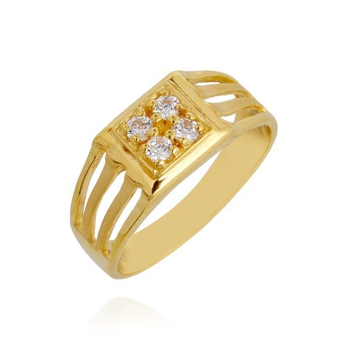 Gents Fancy Gold Ring View Specifications & Details of Gold