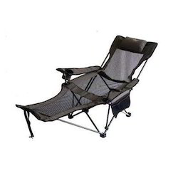 Folding Camping Lounger