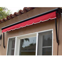 Window Retractable Awnings