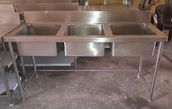 Ambala Frost Ind Stainless Steel Sink