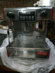 Ask Coffee Machine, Serving Capacity: Ask