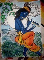 Krishna Painting at Best Price in India