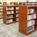 School Library Shelves
