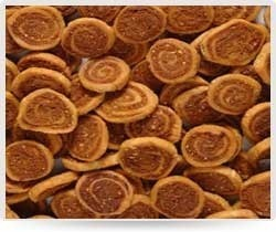 Garlic Bhakarwadi