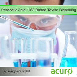 Peracetic Acid 10% Based Textile Bleaching