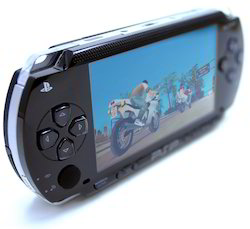 PSP Simulation Games