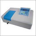 Microprocessor Visible Spectrophotometer (scanning)