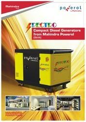 Mahindra Portable Diesel Generator