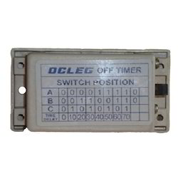 Shut Off Timer Switch
