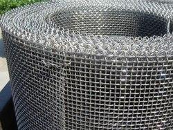Coarse SS Twill Wire Mesh