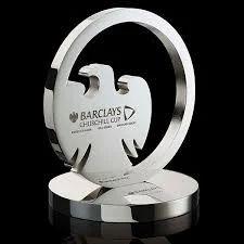 Aluminium Trophy