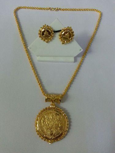 Coin pendant sets jhumke ka set coin pendant sets aloadofball Image collections