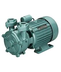 Cast Iron/Stainless Steel Monoblock Pump Set, Electric, Max Flow Rate: 800 M3/H