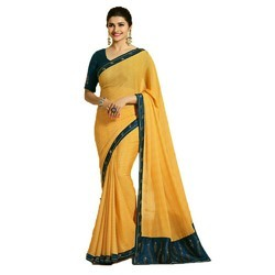 Designer Rangoli Silk Saree