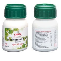 Madhumin Forte Capsules