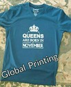 Global Customized t Shirt Printing