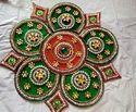 Decorative Beads Rangoli