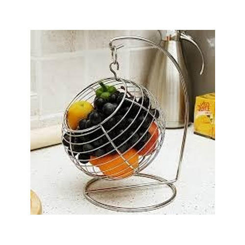 Marvelous SS Kitchen Fruit Basket