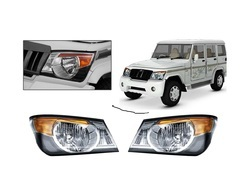 mahindra bolero headlight assembly