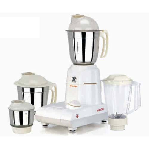 Orange Mixer Grinder