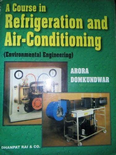 Refrigeration Books