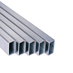 Aluminium Rectangle Pipe