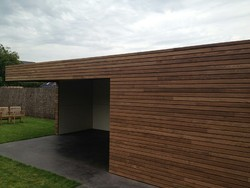 Thermo Ash Wood Cladding