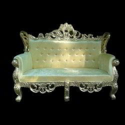 Golden Wedding Sofa