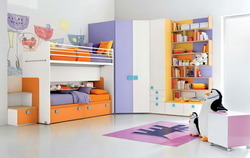 Girls Bedroom Interior Decoration Service