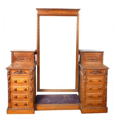 Wooden Dressing Table Mirror at Rs 4000 /piece | Wooden ...