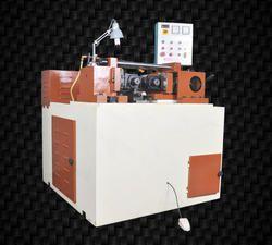 Semi Automatic Circular Thread Rolling Machine