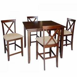 Robusta 5 Piece Dining Table Set