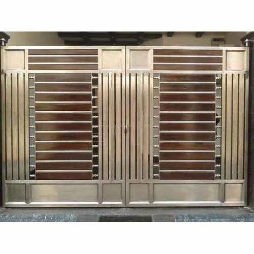 Stainless Steel Gate Ss Gate Stainless Steel Darwaja