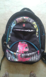 Jeans Backpack Bags