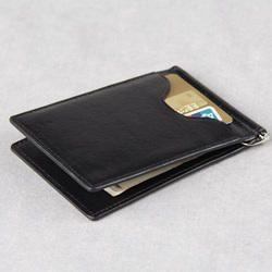 money clip wallet designer bppt  men s leather money clip wallet