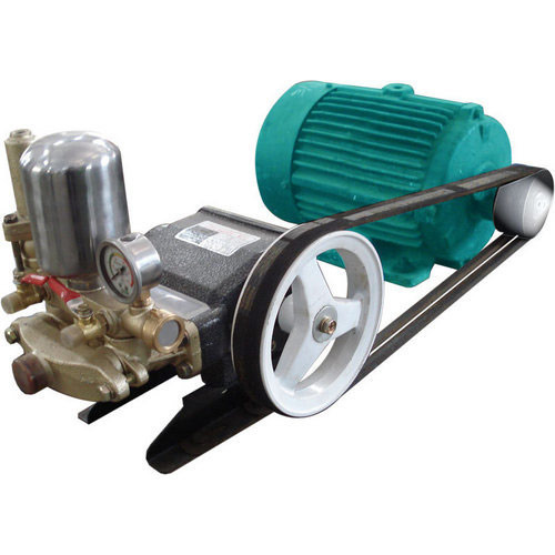 MALHAR High Pressure Cleaning Pump, Rs 15000 /unit, Creative