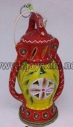 Clay Lantern Design Diya