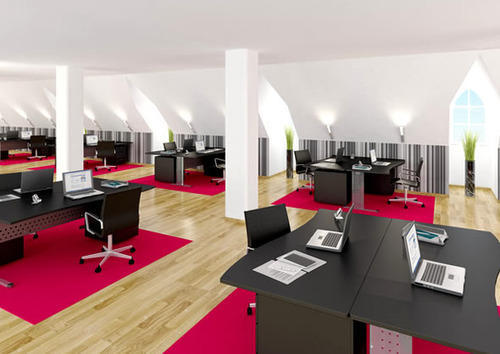 decorated office. Decorated Office Interior Design Services