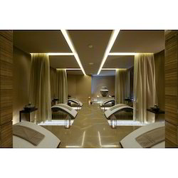 Spa interior designing in india for Salon decor international kolkata west bengal