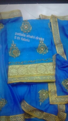 Patiala Suit Material
