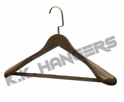 Designer Hangers Clothes | Designer Wooden Coat Hanger At Rs 250 Piece Wooden Hangers Id