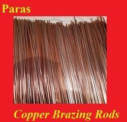 Submersible Brazing Rods