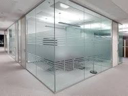 Toughened Glass Interior & Exterior Frameless Glass Work
