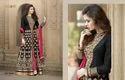 Designer Party Wear Bhagalpuri Suit