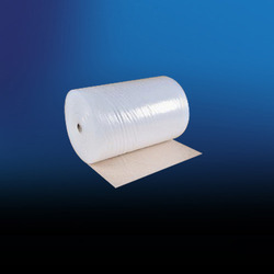 White Air Bubble Sheet Rolls, Packaging Type: Polythene