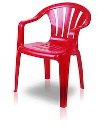 Nilkamal Plastic chair 2005 model or Mandap chair
