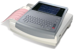Digital ECG Machine For Laboratory