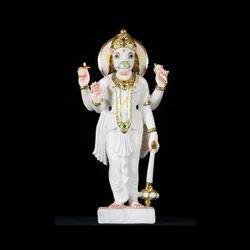 Varaha Avatar Marble Statue