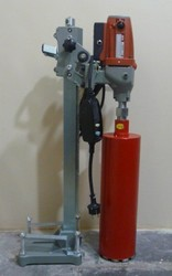 Concrete Core Cutter Machine
