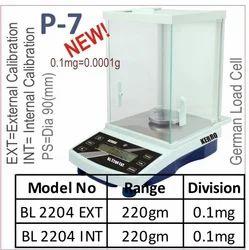Kerro Lab Analytical Weighing Balance 0.0001gm/ 220gm